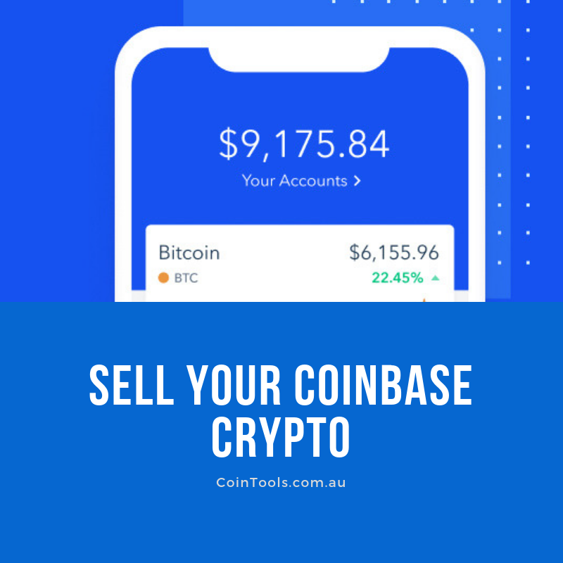 sell your cryptocurrency