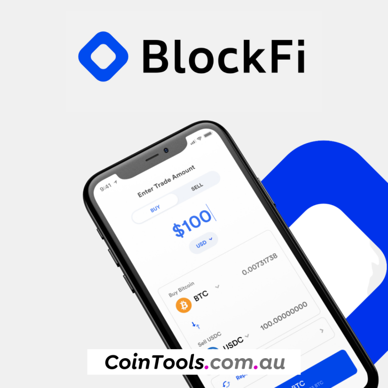How to Earn Interest on Your Crypto with Blockfi